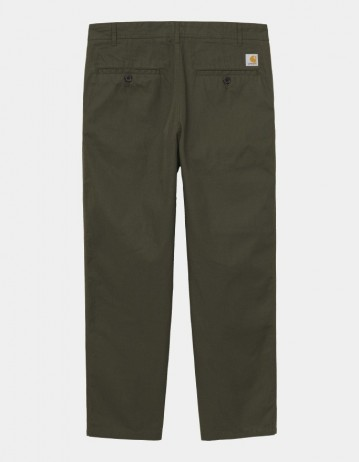 Carhartt Wip Menson Pant Cypress Rinsed. - Product Photo 1
