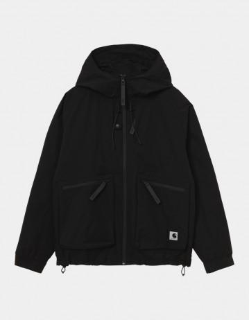 Carhartt Wip W Hurst Jacket Black. - Product Photo 1