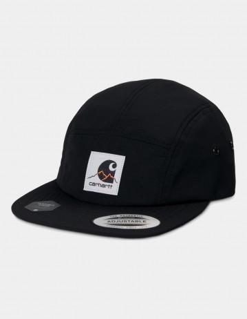 Carhartt Wip Hayes Cap Black. - Product Photo 1
