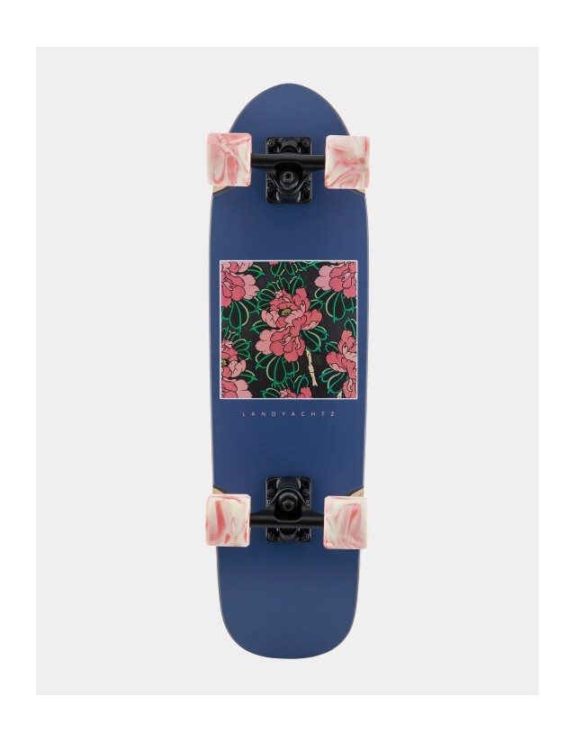 "Landyachtz Dinghy Hibiscus 29"". - Longboard  - Cover Photo 3"