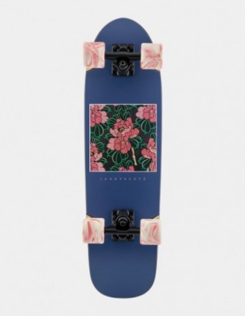 "Landyachtz Dinghy Hibiscus 29"". - Longboard - Miniature Photo 3"