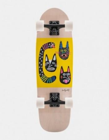 "Landyachtz Dinghy Blunt Wild Cats 29"". - Longboard - Miniature Photo 3"