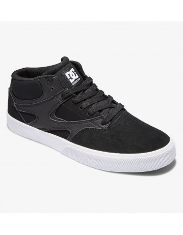 Dc Kalis Vulc Mid Black/Black/White - Product Photo 2