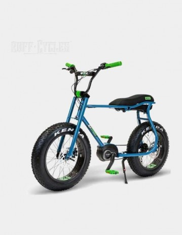 Ruff Cycle Lil'buddy Active Line 300wh - Blue/Green. - Product Photo 1
