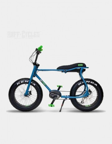 Ruff Cycle Lil'buddy Active Line 300wh - Blue/Green. - Product Photo 2