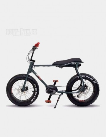 Ruff Cycle Lil'buddy Active Line - Anthracite/Red. - Product Photo 2