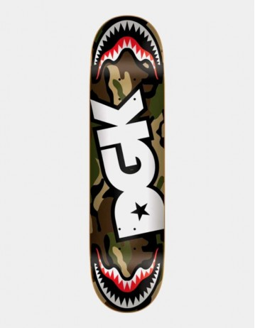 Dgk Pilot Deck - Product Photo 1