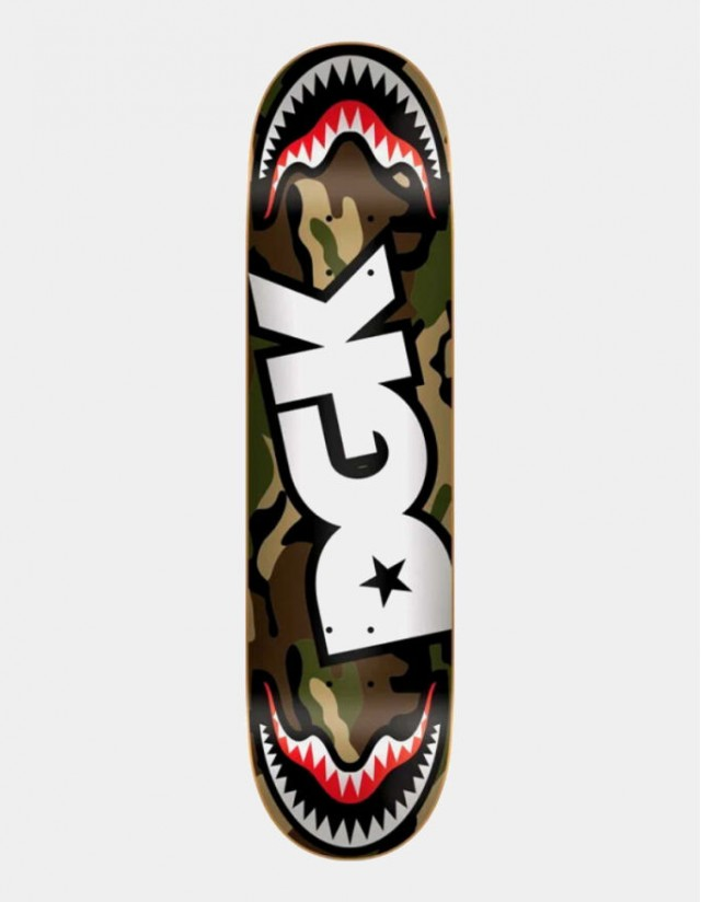 Dgk Pilot Deck - Deck Skateboard  - Cover Photo 1