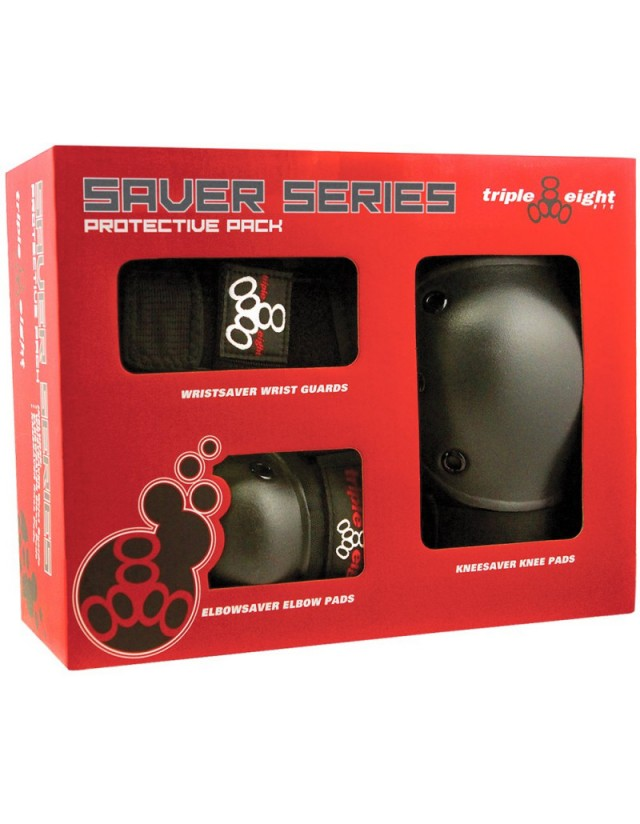 Triple Eight Saver Series 3-Pack - 3 Pack  - Cover Photo 4