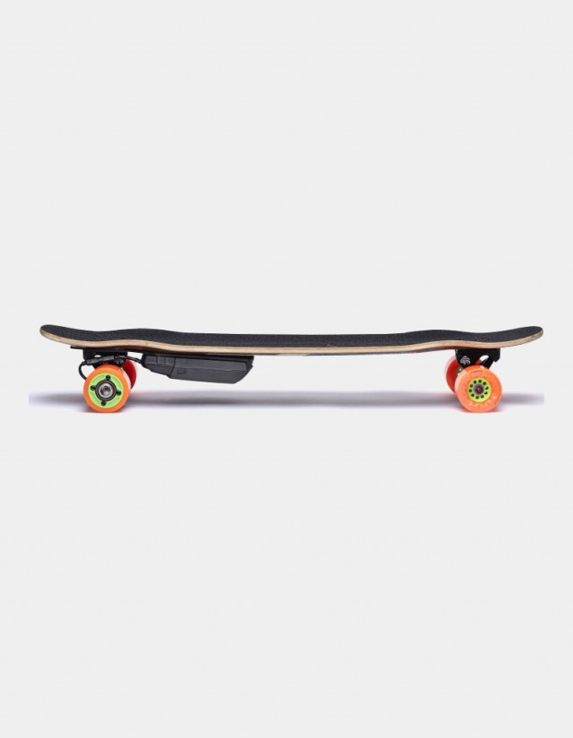 Unlimited X Loaded Tesseract Cruiser. - Skateboard Électrique  - Cover Photo 3