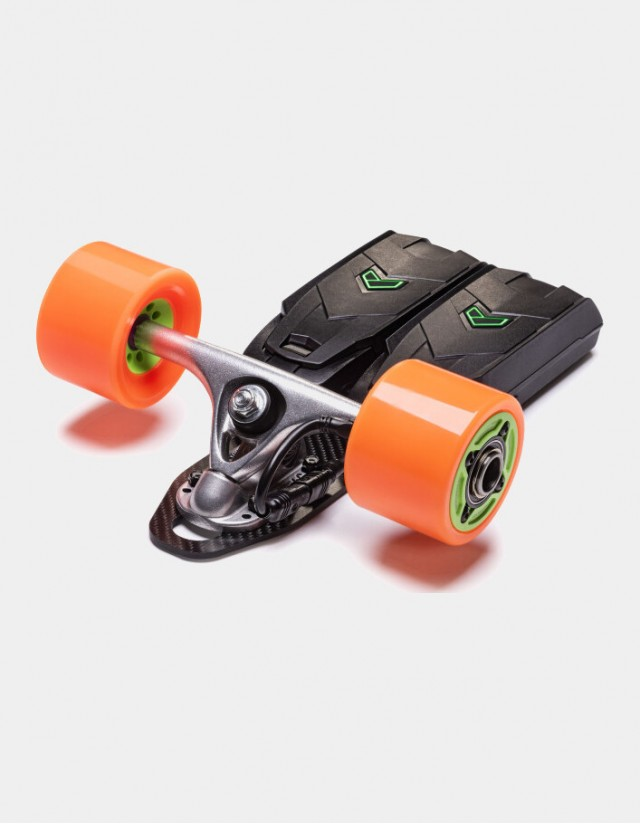 Unlimited X Loaded Tesseract Cruiser. - Skateboard Électrique  - Cover Photo 5
