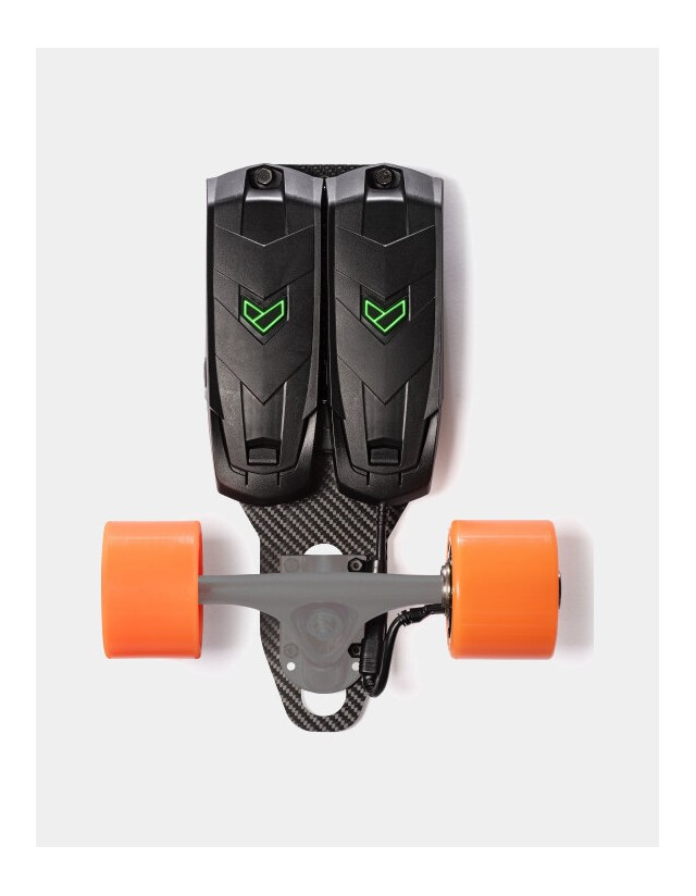 Unlimited X Loaded Tesseract Cruiser. - Skateboard Électrique  - Cover Photo 6