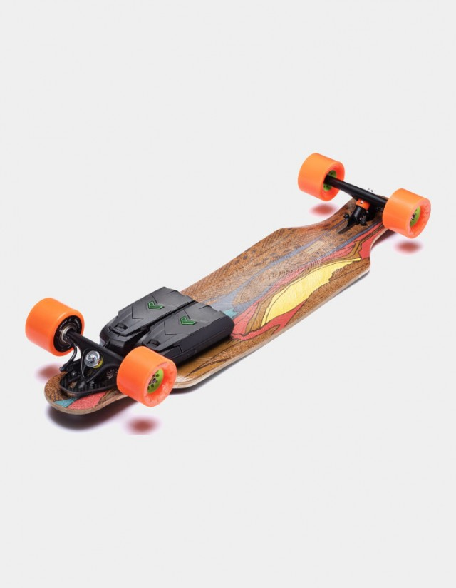 Unlimited X Loaded Icarus Cruiser. - Skateboard Électrique  - Cover Photo 1