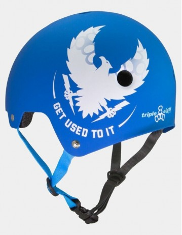 Triple Eight Brainsaver Guti Helmet - Eps Liner. - Product Photo 1
