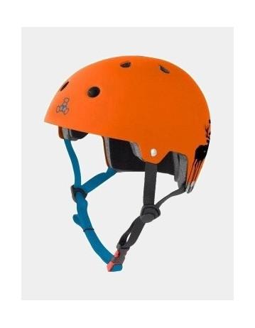 Triple Eight Brainsaver Helmet - Patrick Switzer Pro Model - Eps Liner. - Product Photo 1