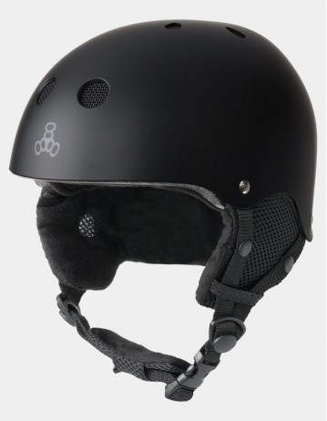Triple Eight Standard Snow Helmet With Halo Liner. - Product Photo 1