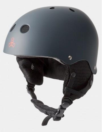 Triple Eight Standard Snow Helmet. - Product Photo 1