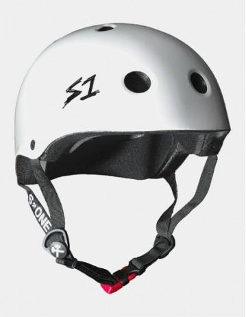 S-One v2 The Mini (The Kid) Lifer Helmet - White. - Product Photo 1