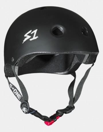 S-One v2 The Mini (The Kid) Lifer Helmet - Black Matte. - Product Photo 1