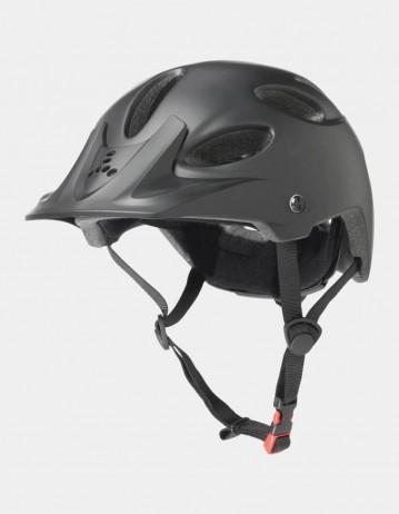 Triple Eight Compass Bike Helmet Black. - Product Photo 1