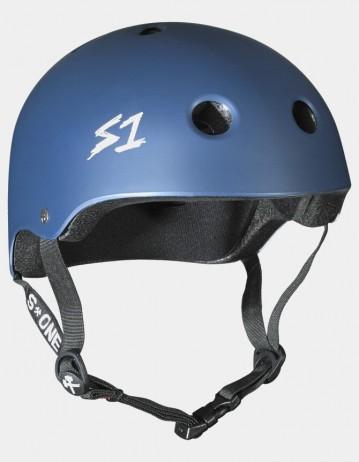 S-One v2 Lifer Cpsc Certified Helmet - Navy. - Product Photo 1