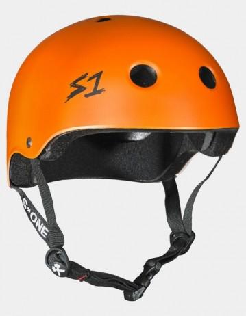 S-One v2 Lifer Cpsc Certified Helmet - Orange. - Product Photo 1