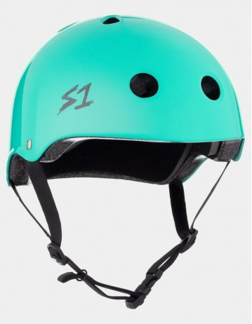 S-One v2 Lifer Cpsc Certified Helmet - Lagoon. - Product Photo 1