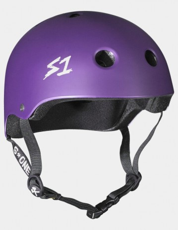 S-One v2 Lifer Cpsc Certified Helmet - Purple. - Product Photo 1