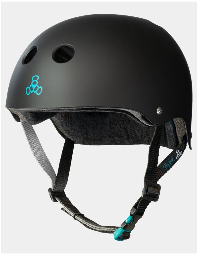 Triple Eight The Certified Sweatsaver Helmet - Tony Hawk Signature Edition. - Safety Helmet  - Cover Photo 3