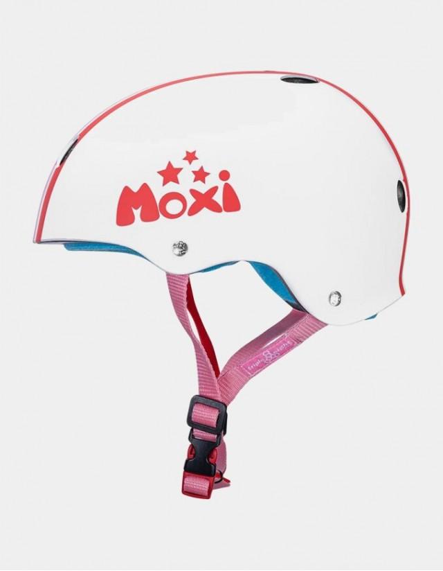 Triple Eight The Certified Sweatsaver Moxi Helmet. - Safety Helmet  - Cover Photo 2
