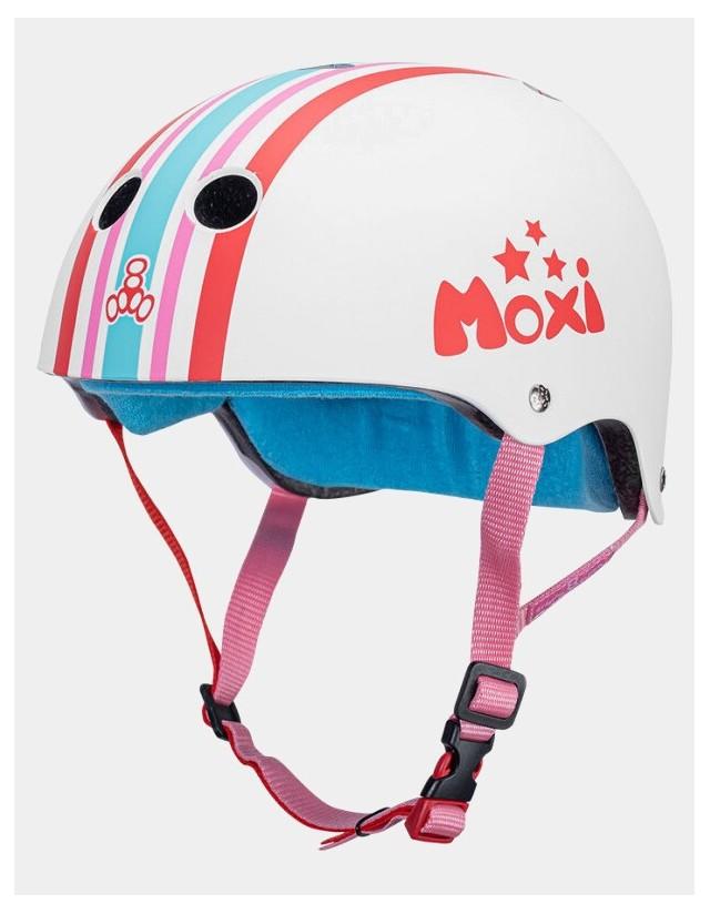 Triple Eight The Certified Sweatsaver Moxi Helmet. - Safety Helmet  - Cover Photo 3