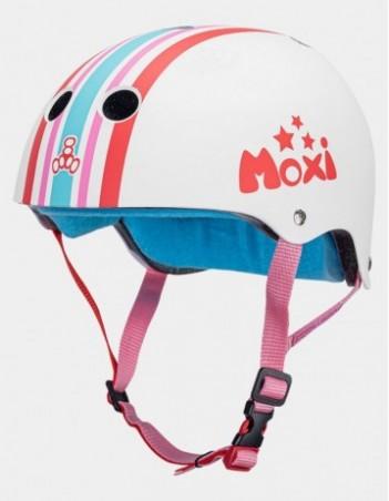 Triple Eight The Certified Sweatsaver Moxi Helmet. - Safety Helmet - Miniature Photo 3