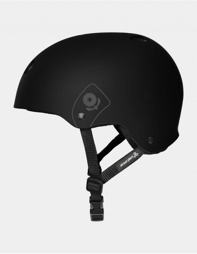 Triple Eight The Certified Sweatsaver Streetplant Helmet. - Safety Helmet  - Cover Photo 2