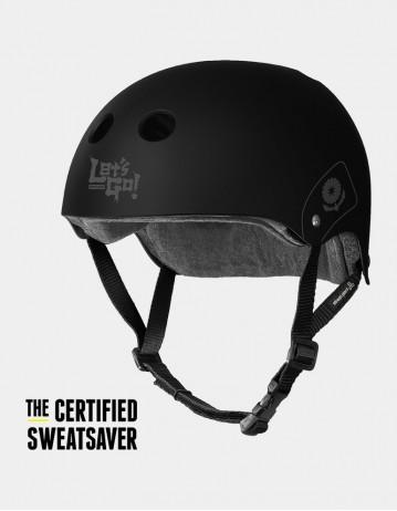 Triple Eight The Certified Sweatsaver Streetplant Helmet. - Product Photo 1