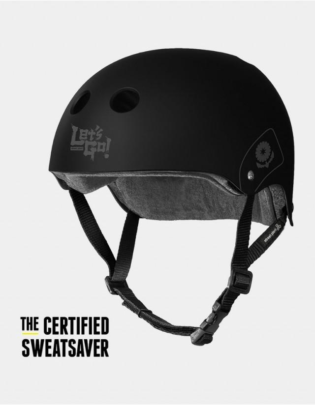 Triple Eight The Certified Sweatsaver Streetplant Helmet. - Safety Helmet  - Cover Photo 3