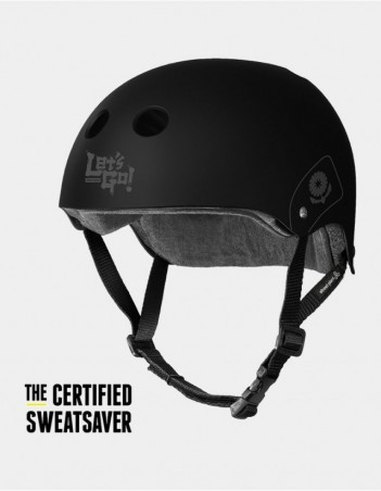 Triple Eight The Certified Sweatsaver Streetplant Helmet. - Safety Helmet - Miniature Photo 3
