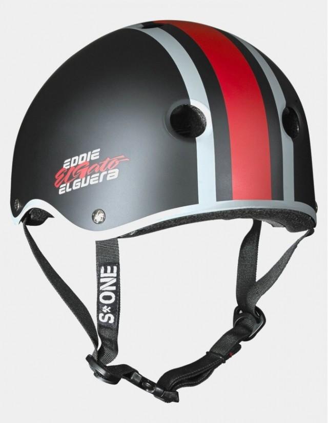 S-One Lifer Cpsc - Multi-Impact Helmet - Eddie Elguera. - Safety Helmet  - Cover Photo 1