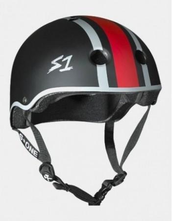S-One Lifer CPSC - Multi-Impact Helmet - Eddie Elguera. - Safety Helmet - Miniature Photo 2