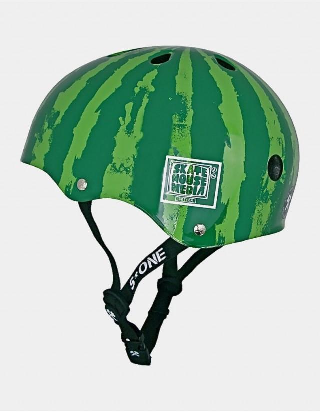 S-One v2 Lifer Cpsc - Multi-Impact Helmet - Skate House Media. - Safety Helmet  - Cover Photo 1