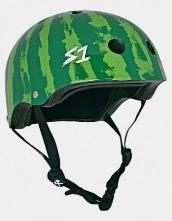 S-One V2 Lifer CPSC - Multi-Impact Helmet - Skate House Media. - Safety Helmet - Miniature Photo 2