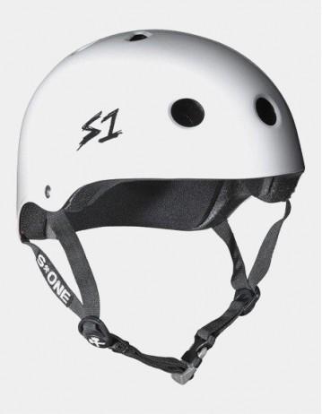 S-One v2 Mega Lifer Helmet - White. - Product Photo 1