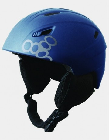 Triple Eight Big Chill Snowboard Helmet - Blue. - Product Photo 1