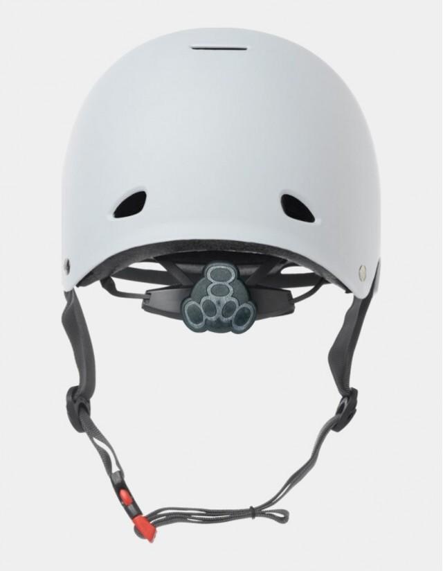 Triple Eight Gotham Helmet - Eps Liner White. - Safety Helmet  - Cover Photo 2