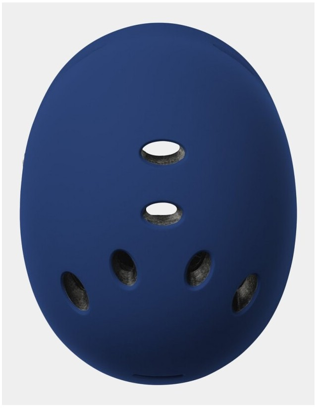 Triple Eight Gotham Helmet - Eps Liner Blue. - Safety Helmet  - Cover Photo 1