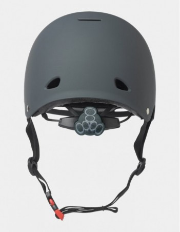 Triple Eight Gotham Helmet - EPS Liner Grey. - Safety Helmet - Miniature Photo 2
