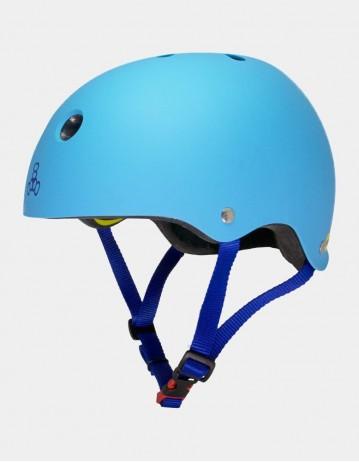 Triple Eight Brainsaver Ii Helmet With Mips - Blue. - Product Photo 1