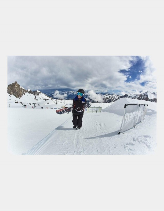 Triple Eight Audio Snow Helmet With Halo Liner. - Safety Helmet  - Cover Photo 1