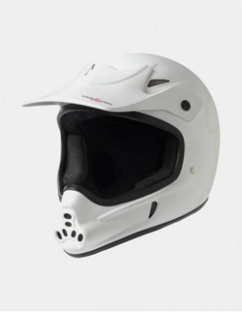 Triple Eight Invader Full Face Helmet White. - Safety Helmet - Miniature Photo 1