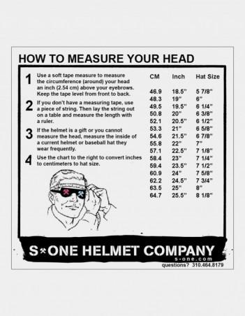 S-One Lifer Visor Gloss Glitter Helmet Gold. - Safety Helmet - Miniature Photo 1