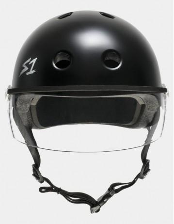 S-One Lifer Visor Helmet Black Matte. - Product Photo 2